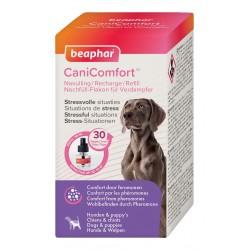 Beaphar CaniComfort | Recharge pour diffuseur calmant aux phéromones chien | 48 ml