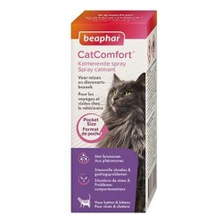 Beaphar CatComfort   Spray calmant aux phéromones pour chat 60 ml