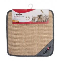 Camon | Tapis griffoir pour chat | 46 x 46 cm