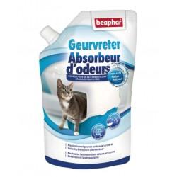 Beaphar | Absorbeur d'odeurs pour litière du chat | 400 g