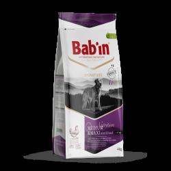 Bab'In | Croquettes Medium & Maxi Stérilisé au poulet