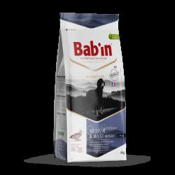 Bab'In | Croquettes Medium & Maxi Senior au canard