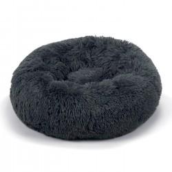 Beeztees | Coussin doux très confortable pour chien et chat | Gris foncé