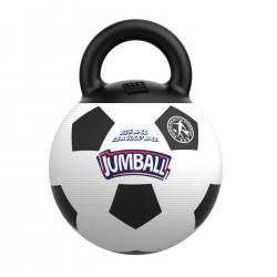 Bubimex   Ballon de foot façon kettlebell pour chien