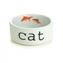 Beeztees | Gamelle pour chat en céramique CAT