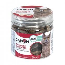 Camon | Boîte de poissons séchés sans conservateurs | 30 g